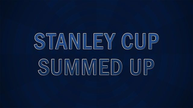 Stanley Cup Summed Up by Bard Edlund. Animated ambient data visualization of all goals and penalties of the 2012 NHL Stanley Cup playoffs.