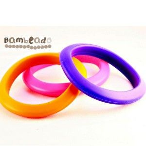 Silicone bracelets for mums are a hot seller – made from food grade silicone it is safe for little fingers and mouths and perfect for mums that like to wear accessories without worrying about precious items being broken.  $30.00 each set from http://squoodles.co.nz
