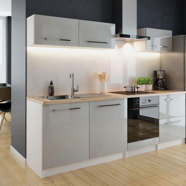 Szara Kuchnia Kitchen Cabinets Kitchen Home Renovation