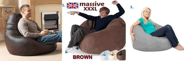 Best extra large giant bean bag chairs to read the reviews go here http://largebeanbags.weebly.com/extra-large-bean-bag-chairs.html
