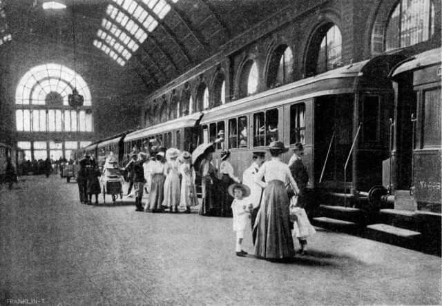 1912 Keleti pu.