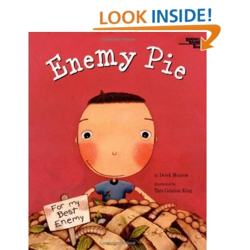 Enemy Pie : Enemy Pie serves up a sweet lesson in the difficulties and ultimate rewards of making new friends.