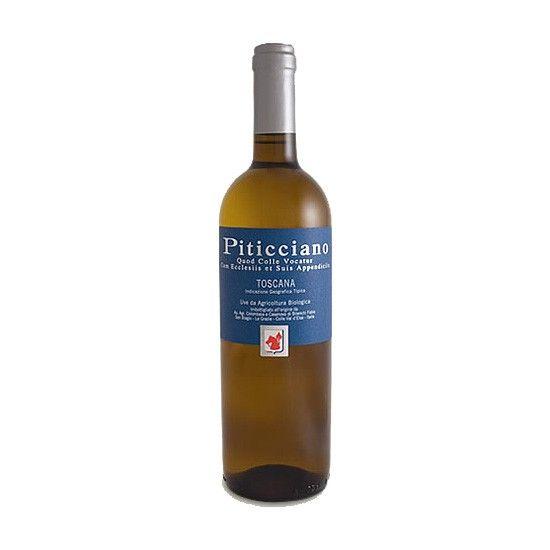 Piticciano white wine IGT www.manducanda.com