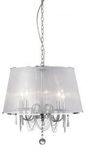 Závěsné svítidlo 1485-5CC