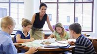 Free Team Building Activities for a High School Classroom | eHow