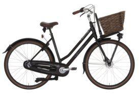 5950,- 3g Gazelle Miss Grace  54cm inkl. tilkøb bagagebærer rullebremse