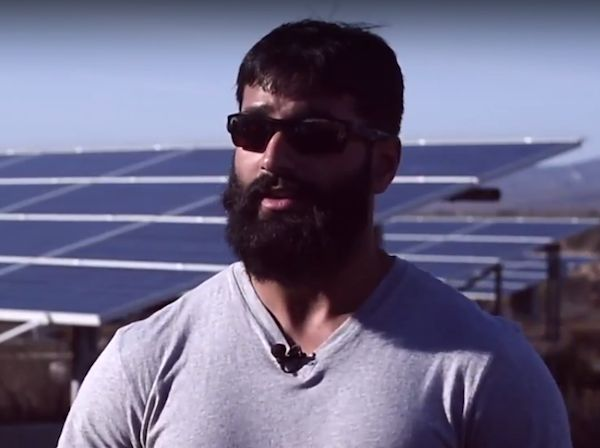 The US Office of Naval Research is going full steam ahead with a clean energy jobs program that taps into the STEM skills of military veterans.