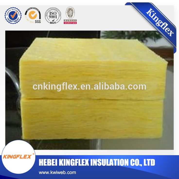Export products list waterproof and fireproof glass wool insulation