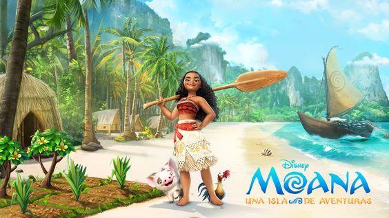 Disney anunció el lanzamiento del juego gratuito para dispositivos móviles Moana: Una isla de aventuras, inspirado en la recientemente película.