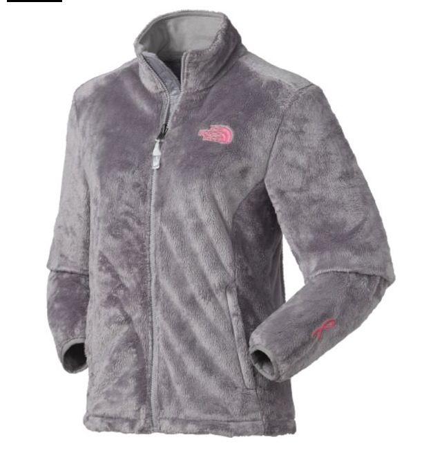 North Face Purple Jacket