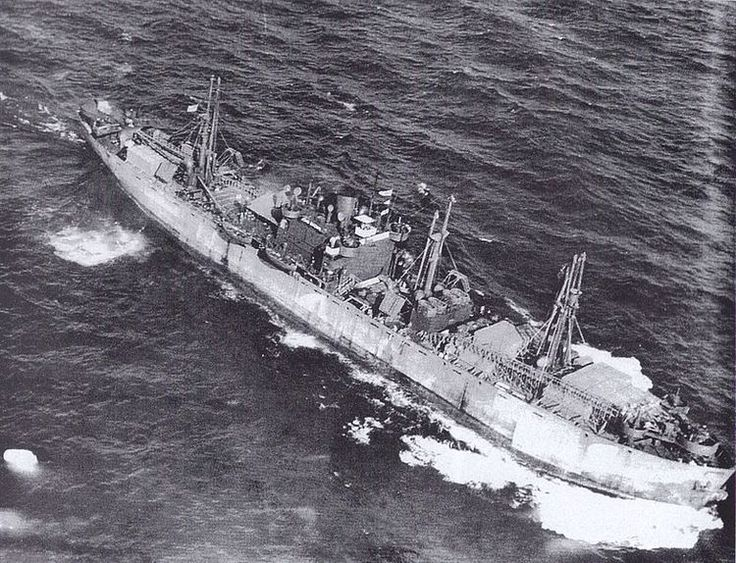 Ships for Freedom: The Liberty Ship Program