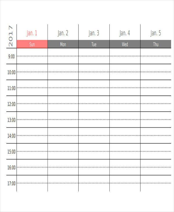 Appointment Calendar Templates Appointment Calendar Weekly Appointment Calendar Calendar Template