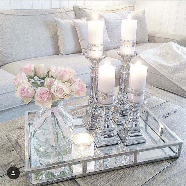 Beautiful clean decor