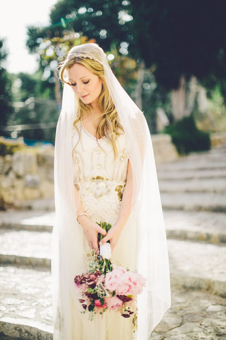 Eden by jenny packham and palma sandals from lk bennett for Lk bennett wedding dress