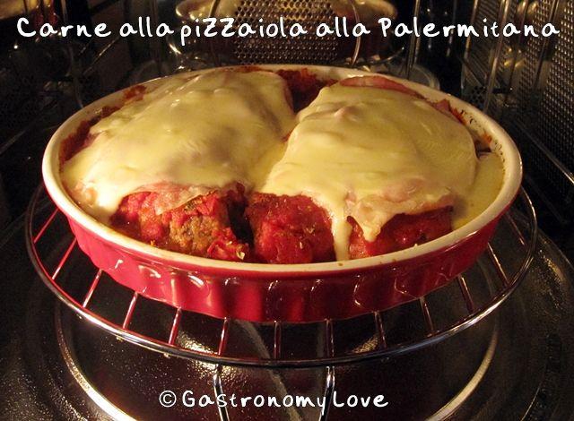 Carne alla pizzaiola alla maniera palermitana   Gastronomy Love
