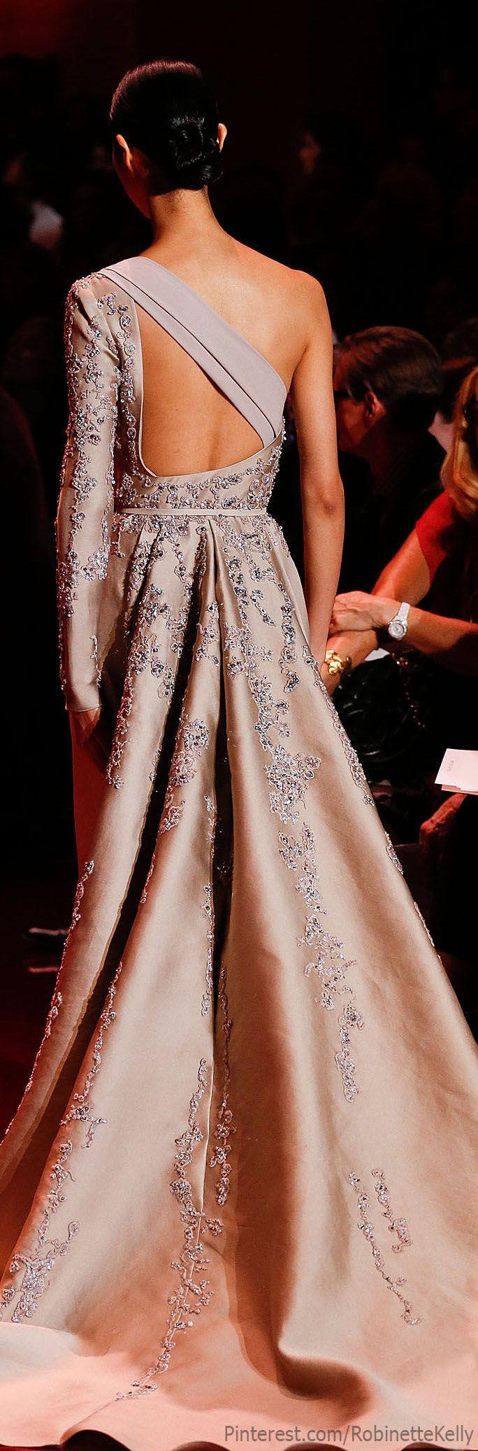 Elie #Saab Haute Couture Automne Hiver 2013 #mode
