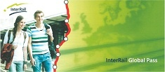 InterRail Global Pass 2013, take the train in Europe!