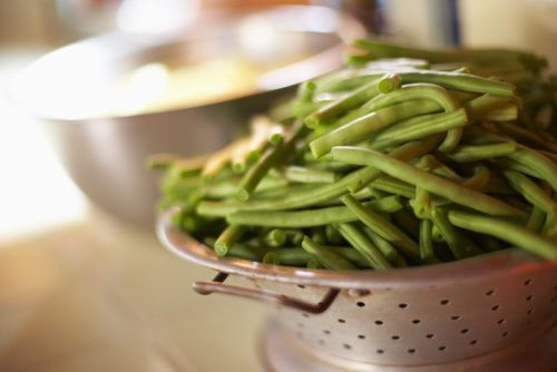 ... Eat! Holiday Recipe - Green Beans with Creamy Mushrooms and Shallots
