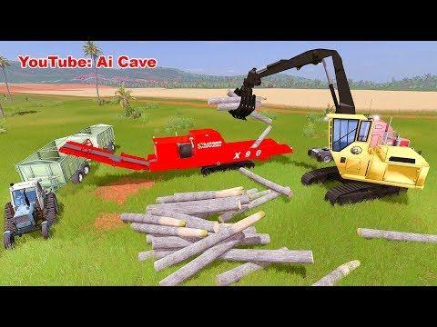 How about an Amazing Woodchipper by Woodmeadowfarm - Farming
