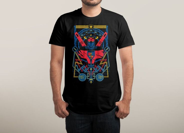 D.O.T.U (Defender Of The Universe) t-shirt by Rendra Sy (elcorette) on threadless. Perfect for any voltron fans
