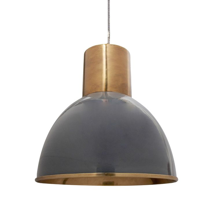 If you're torn between the rustic look of industrial fare and the softened appeal of quasi-contemporary, you'll love this Strahan Pendant Lamp. Its metallic influence combines beautiful copper finishin...  Find the Strahan Pendant Lamp, as seen in the Fresh Meets Eclectic at The Graduate, Oxford Collection at http://dotandbo.com/collections/fresh-meets-eclectic-at-the-graduate-oxford?utm_source=pinterest&utm_medium=organic&db_sku=117633