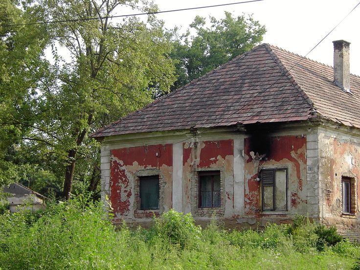 Ötvöspuszta, Szegedy/Széchenyi-kastély