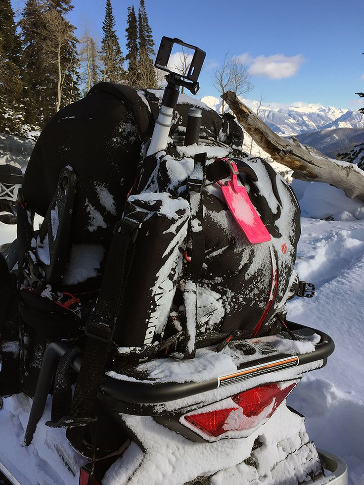 The Manfrotto 3N1 was a great companion for this snowy Colorado adventure. It's a smart choice for situations where you want to stay organized, stay mobile, and be ready for anything.