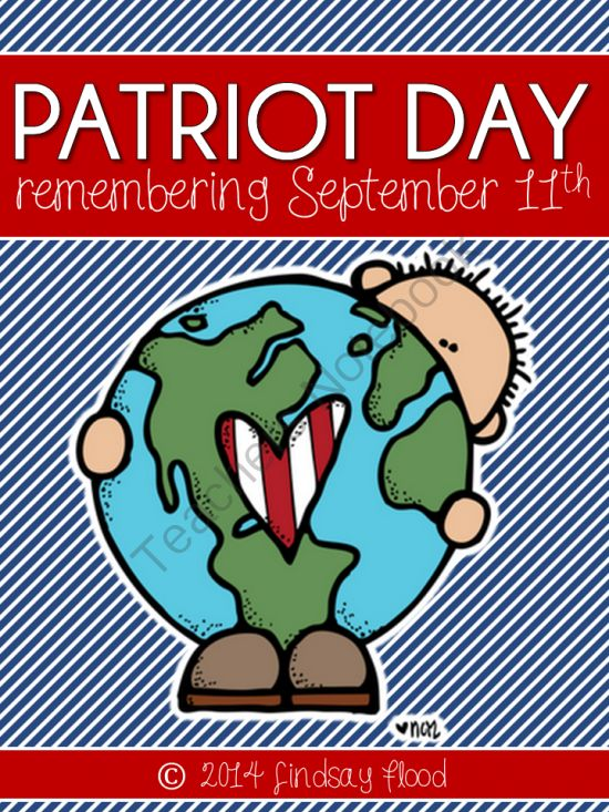 Students of all ages can write a report/essay on where they were on Patriot's day (if born yet) and what they know about it so far. They can add a conclusion after they learn more about it to write down how it makes them feel. This can have a journaling effect and be very healthy as well as educational.