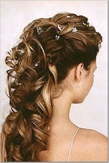 #Longhair for your #Wedding #Hairstyles