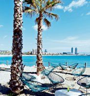L'hôtel W, Salt Beach Club  - Marie Claire Maison
