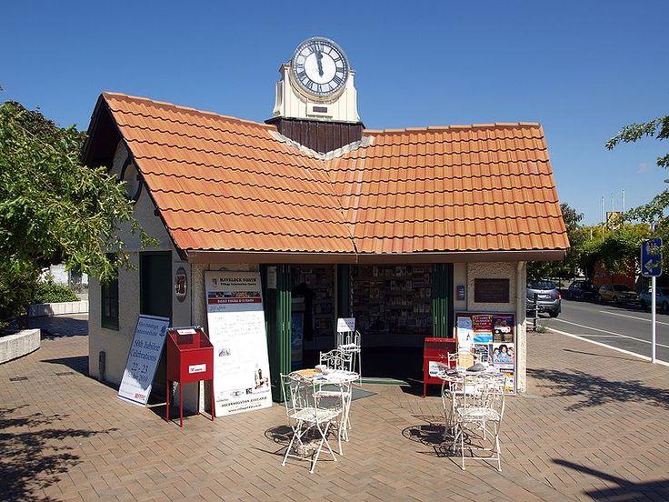 File:Havelock North Clock Tower Building.jpg