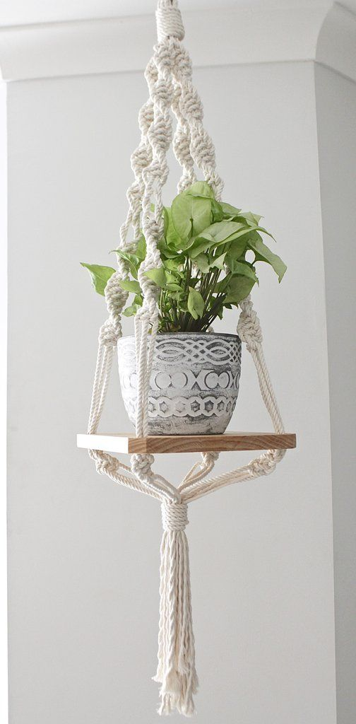 25+ unique Macrame ideas on Pinterest | Macrame knots ...