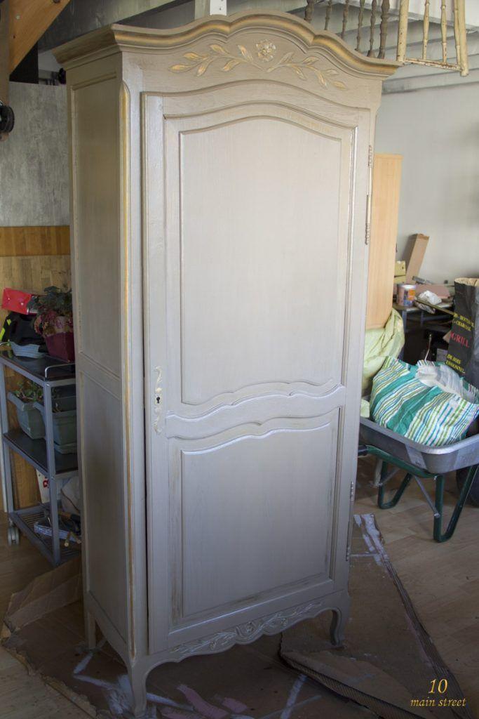 Une belle armoire pour la salle de bain de mes parents decor album relooking meuble - Une belle salle de bain ...