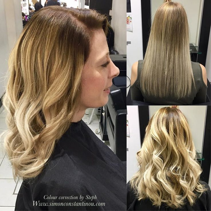 This client came in wanting to correct a colour she'd had elsewhereSteph blended warmer tones into the hair using a balayage technique & added a darker root to give the hair depthsuch a beautiful result. @goldwelluk #iamgoldwell #simonconstantinou #behindthechair #modernsalon #balayage #balayageombre #ombrehair #rootfade #rootstretch #ghd #goldwelluk #goldwell If you would like to book in with Steph or one of our talented colourists call02920461191 O.Constantinous & Sons. 99 Crwys Rd…