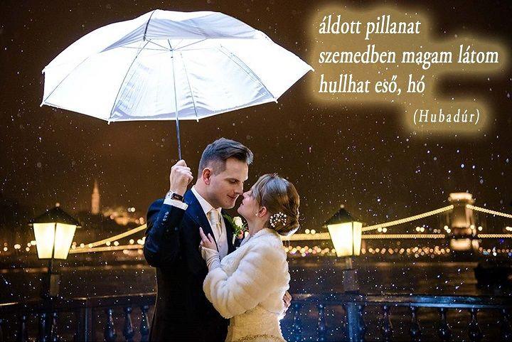 Esküvői haiku (Hubaiku) /fotó: Víg László/