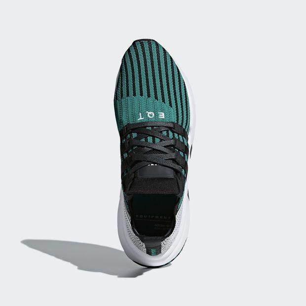 Adidas EQT Support Mid ADV Primeknit Core Black Sub Green