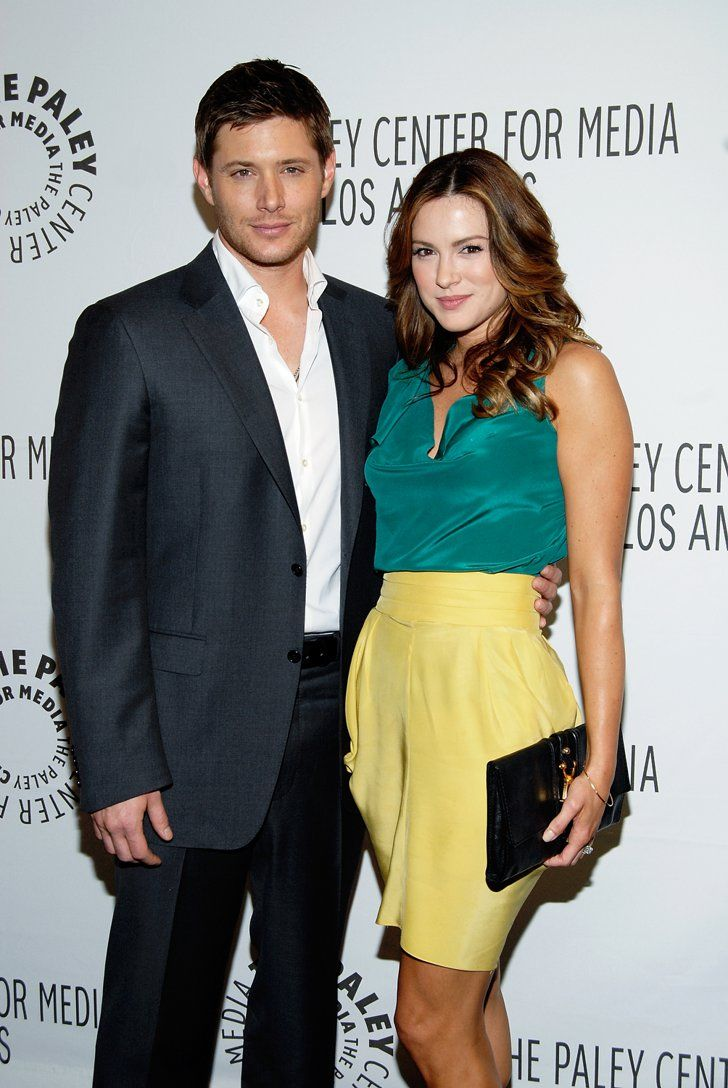 Pin for Later: It's Ridiculous How Hot Jensen Ackles and Danneel Harris Are Together