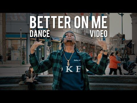 Pitbull - Better on Me ft. Ty Dolla $ign (Dance Music Video) | Dance by Casually Reggie | Options - YouTube