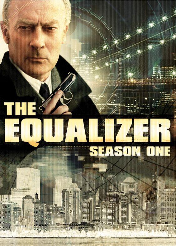 Edward Woodward the Equalizer   The Equalizer (US - DVD R1)