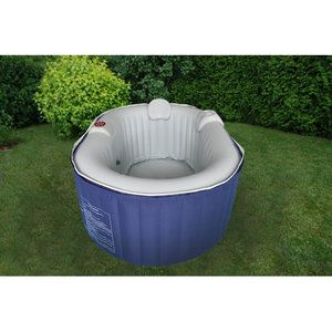 TheraPure 2 Person Oval Inflatable Spa