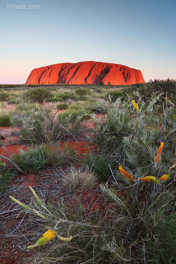 wonderful place: Uluru, Australia (Ayer's Rock)