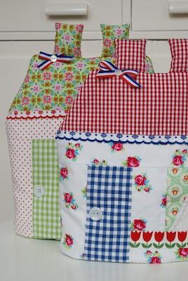 dutch sisters: Tea house cozies