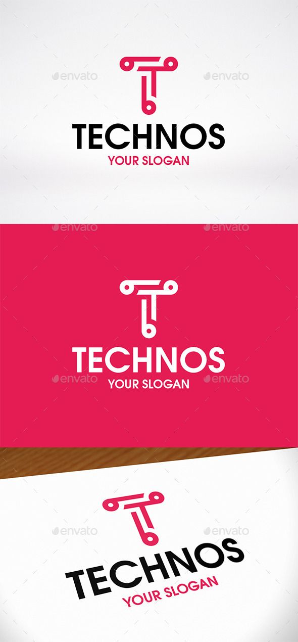 Tech Letter T - Logo Design Template Vector #logotype Download it here: http://graphicriver.net/item/tech-letter-t-logo-template/9878441?s_rank=1696?ref=nexion