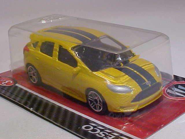 Ford Focus SR-R 2012 Realtoy 1/64 Diecast MOC #Realtoy #Ford