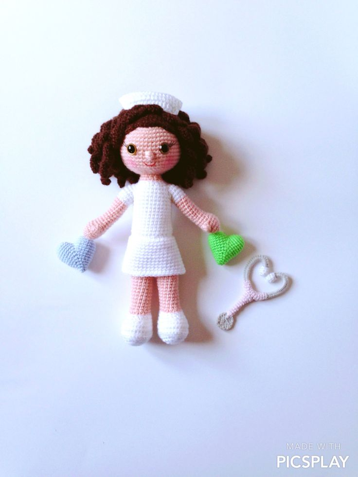 Amigurumi Nurse Pattern : 17 Best images about AMIGURUMIS on Pinterest Free ...