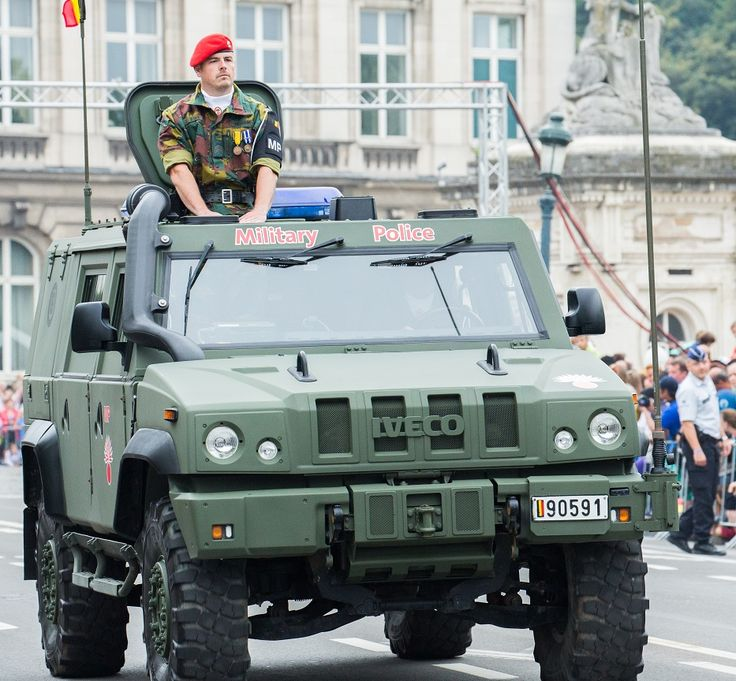 Militaire Politie - Police Militaire - Belgique