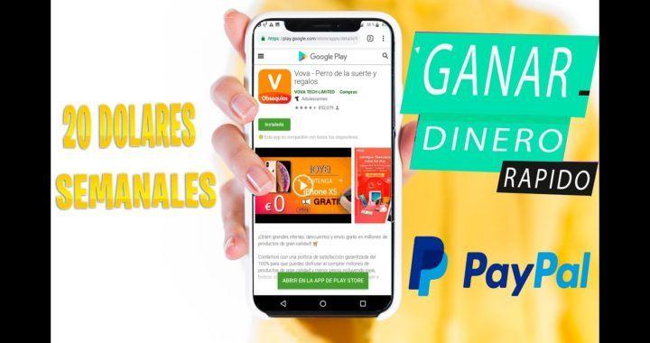 Nueva App Para Ganar 15 Dólares Ganar Dinero En Paypal 2019 Gánatelavida Com Ganar Dinero Paypal Ganar Dinero Ganar Dinero Por Internet