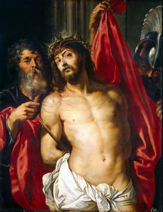 Peter Paul Rubens. Crown of Thorns Терновый венец