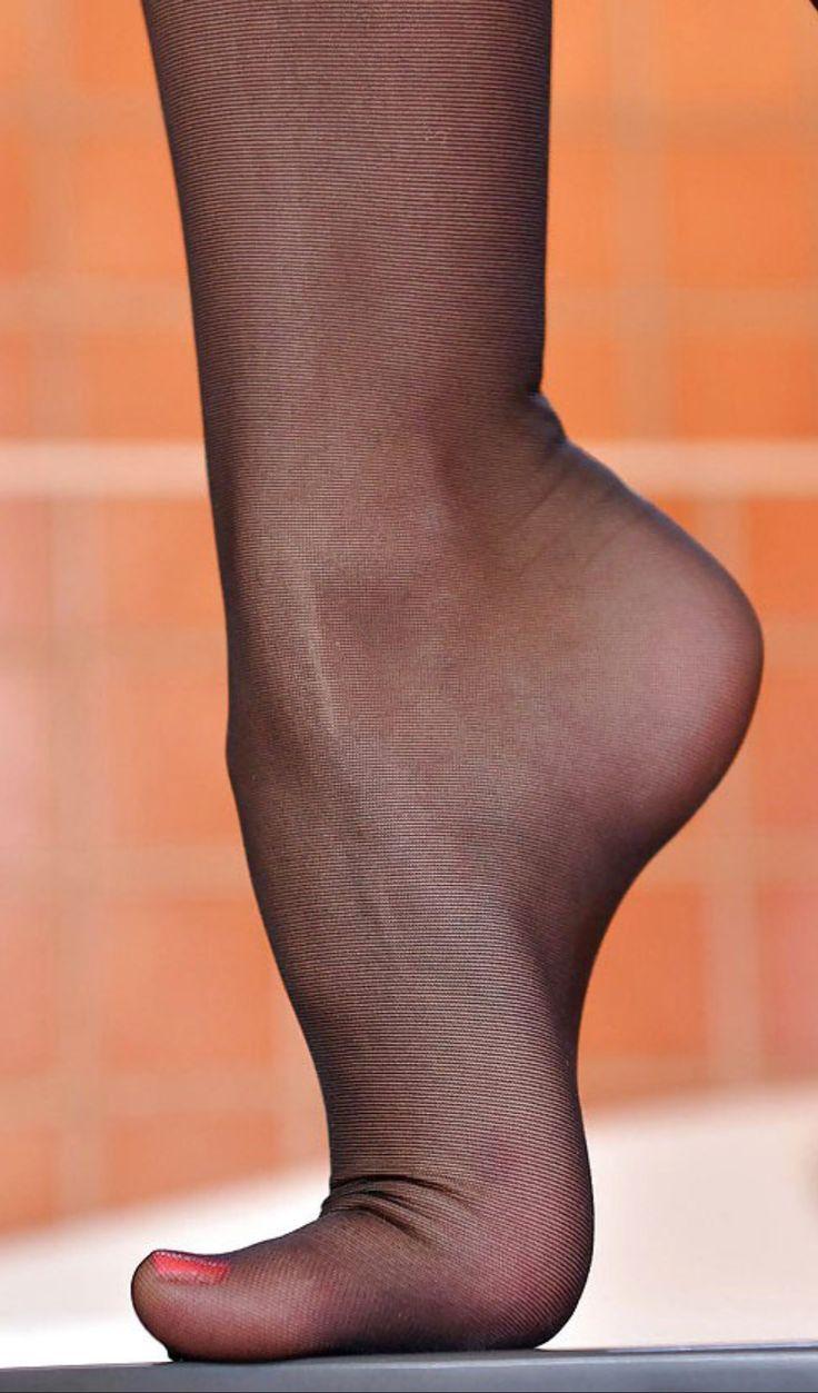 125 Najboljše lepe noge v najlonskih slikah na Pinterestu-2978