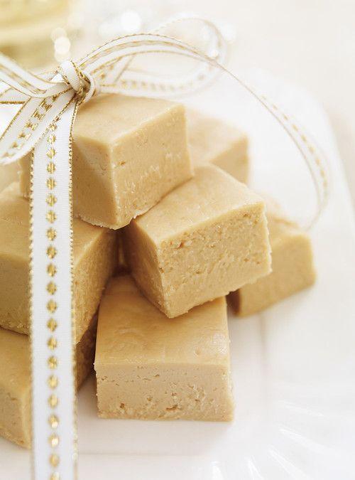 Sucre à la crème (le meilleur) Recettes | Ricardo - Je vais tenter cette recette pour Noël - résultats à suivre
